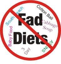 Diet Reviews of Fad Diets and Why Not to Use Them